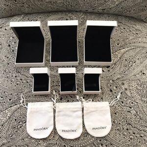 Jewelry - Pandora Boxes